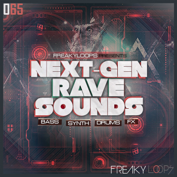 Freaky loops products next gen rave sounds for Deep house rave